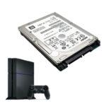 Repara Consolas HDD para PS4 1TB