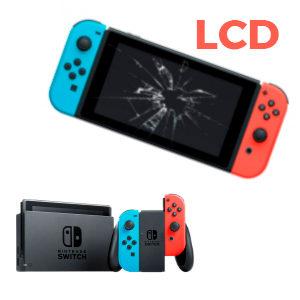 Repara Consolas LCD de Nintendo Switch