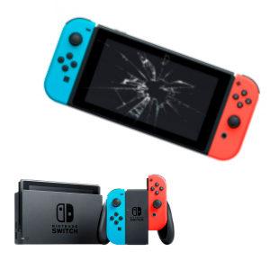 Repara Consolas Pantalla Nintendo Switch