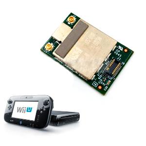 Repara Consolas Tarjetero Nintendo Wii U
