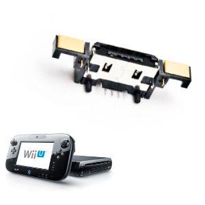 Repara Consolas Conector Nintendo Wii U