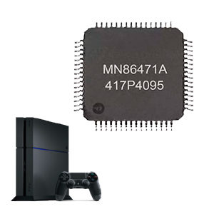 Repara Consolas Chip de video PS4