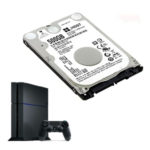 Repara Consolas HDD para PS4