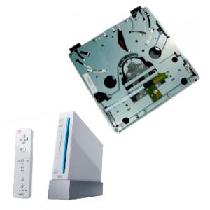 Repara Consolas Lector de juegos Nintendo Wii