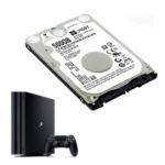 Repara Consolas HDD PS4 Pro