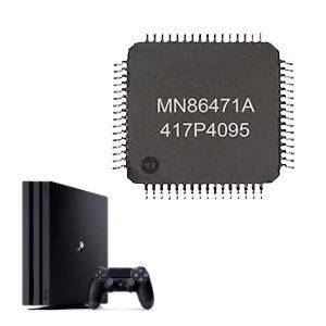Repara Consolas Chip PS4 Pro