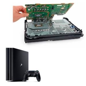 Repara Consolas Ps4 Pro Limpieza