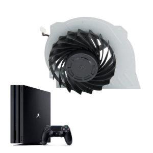 Repara Consolas Ventilador PS4 Pro
