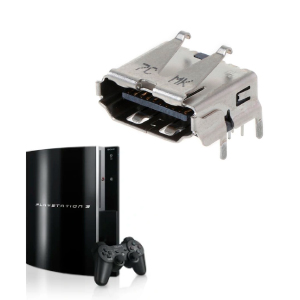 Repara Consolas ps3 HDMI