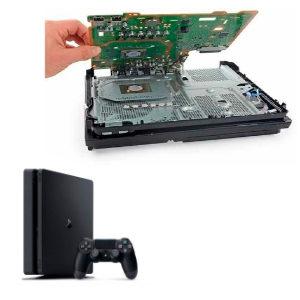 Repara Consolas Ps4 Slim Limpieza
