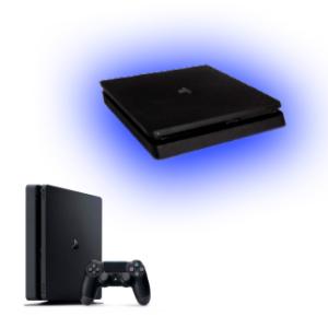 Repara Consolas Luz azul PS4 Slim