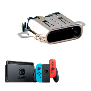 Repara Consolas USB Nintendo Switch