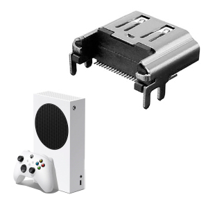 Repara Consolas HDMI Xbox Series S