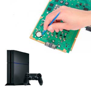 Repara Consolas Pila Ps4